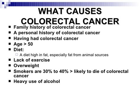 colon cancer causes picture 1