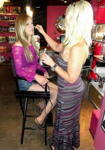 beauty salon forced trips for sissy stories picture 5