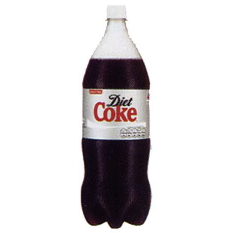 diet coke bottles picture 1