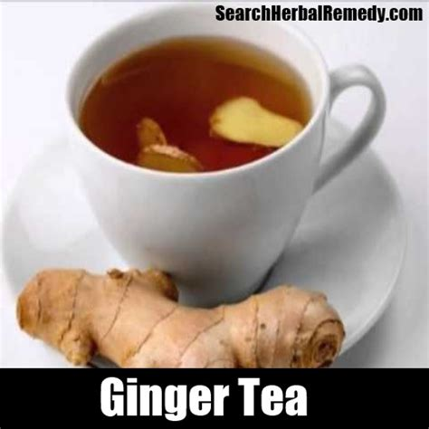 will ginger tea get rid of metabolites picture 14