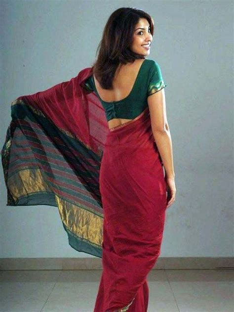 at the most how much extreme low saree picture 3
