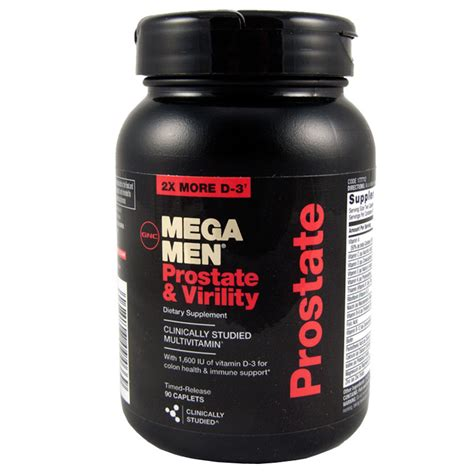 will mega men prostate and virtility raise your picture 1