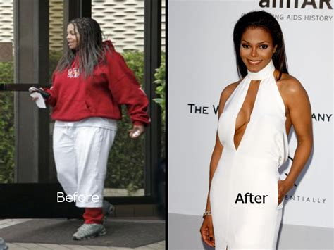 janet jackson lost weight picture 1
