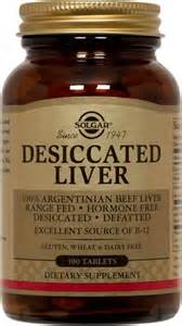 desiccated liver tablets for acne treatment picture 1