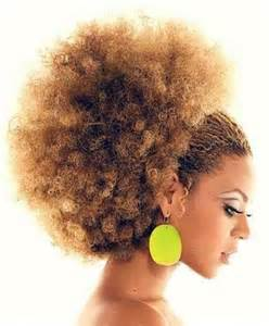 brown stone natural hair picture 1