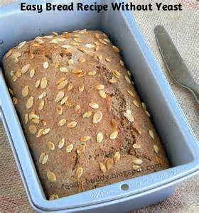 recipes yeast free bread picture 17