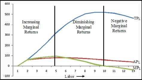 total product curve and law of diminishing returns picture 6