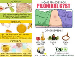 best home remedy for pilsr cyst picture 5