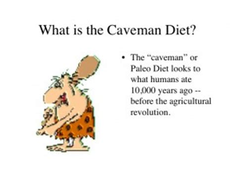 cave man diet picture 11