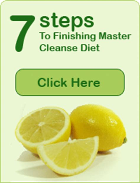 protocol on master cleanse in 2014 picture 9