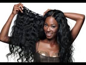 afro hair for weaving picture 10