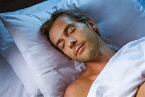 a sleeping man picture 5