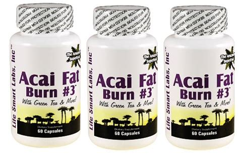 acai fat burn and urinating picture 1