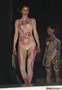 gambar body painting pria picture 3