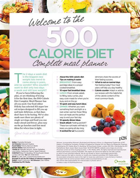 500 calorie diet picture 10