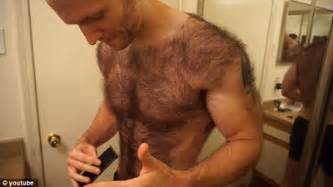 husband shaves body hair picture 2