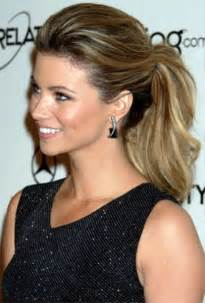 celebrity formal hair styles picture 5
