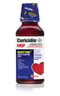 Coricidin high blood pressure picture 7