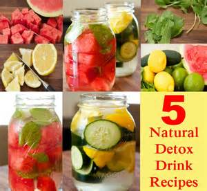 natural herbs or recipe to detox the body's picture 7