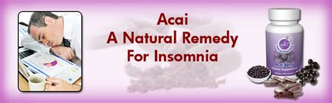 acai berry and insomnia picture 2