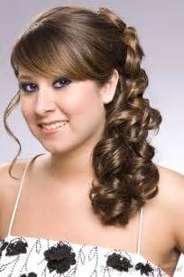 bridesmaid hair style picture 14