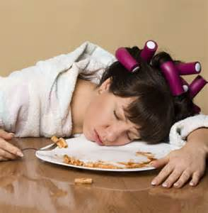 sleep eating picture 7
