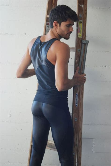sexy lycra men picture 2