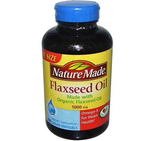 Cholesterol flax oil picture 2