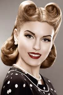 1950's hair styles picture 1