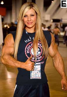 female muscle morphs picture 13