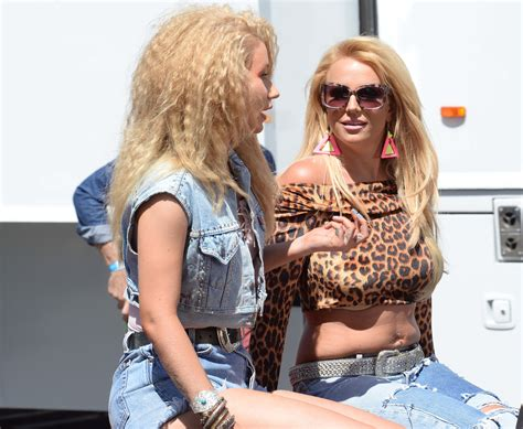 britney spears weight gain picture 6