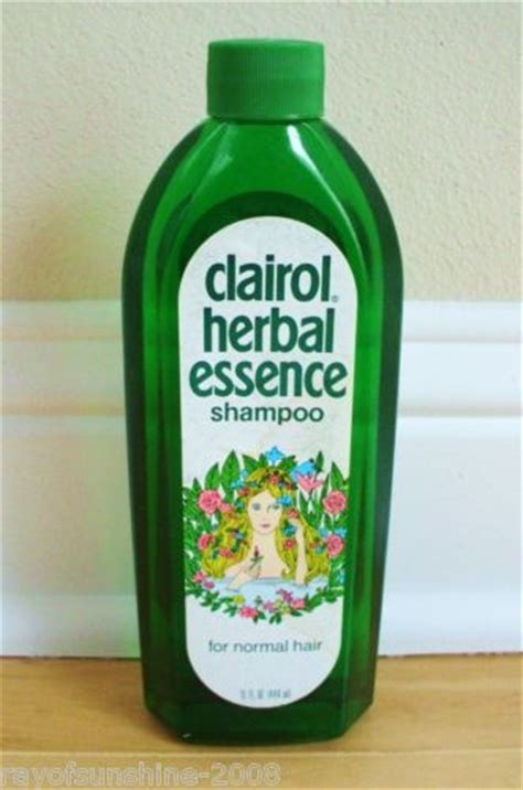 herbal essence shampoo from the 1970's picture 3
