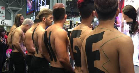 javits center hair show picture 1