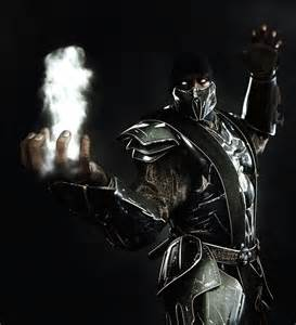 mortal kombat smoke picture 13