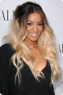black to blond hair picture 6