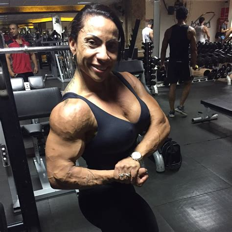 female muscle board picture 22