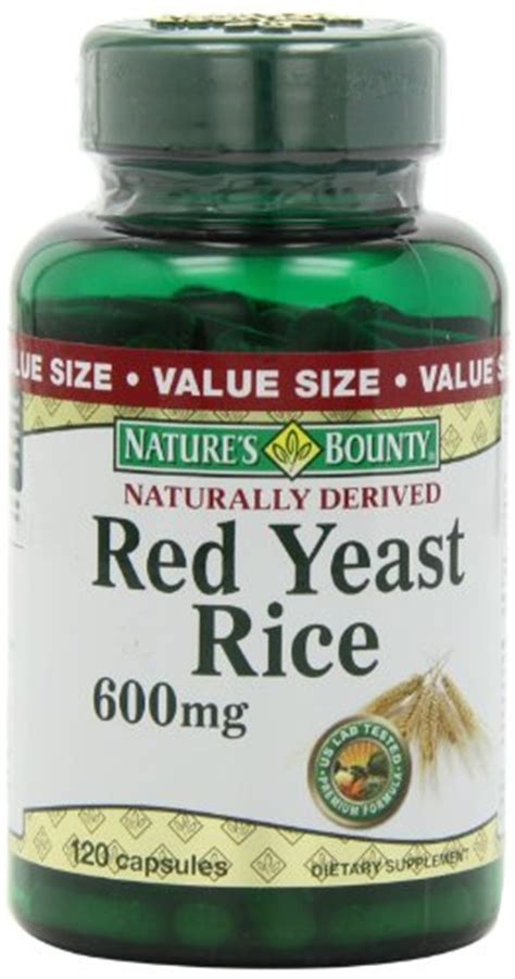 Low blood pressure and red yeast rice tablets picture 8