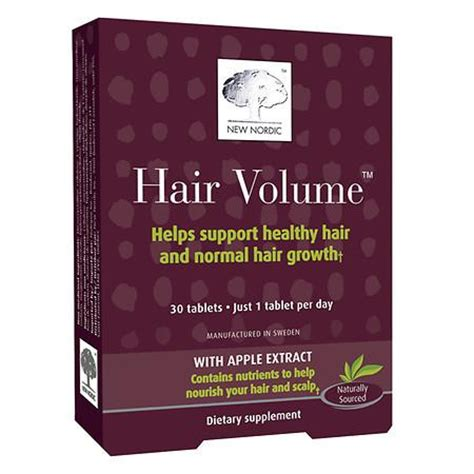 hair volume tablets walgreens picture 1