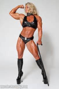 female muscle art & fantasy picture 13