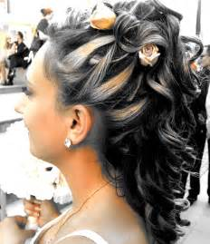 black wedding hair styles picture 3