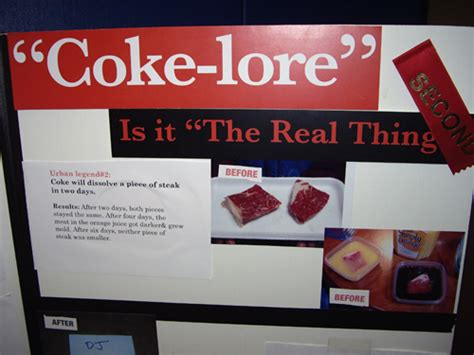 coke h science project picture 9