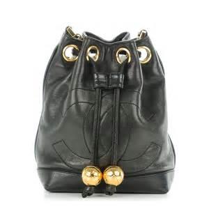 cc handbag lamb skin black picture 19