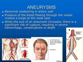 Aneurysm highl blood pressure picture 13