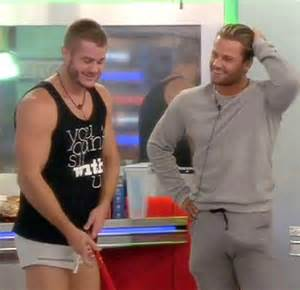 big brother guys erection picture 5