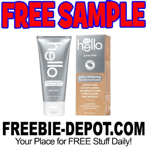 free samples for h whitener picture 2