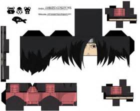 anime paper toys naruto picture 3