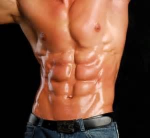 high quality picture of men with six pack/stomach picture 1