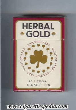 herbal gold cigarettes picture 2