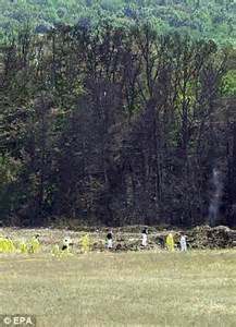 flight 93 debris field picture 2