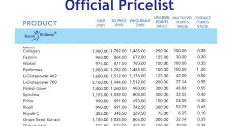 alluria cream price list picture 6